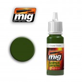 AMIG0092 CRYSTAL GREEN