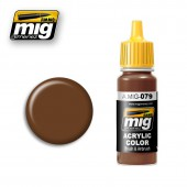 AMIG0079 CLAY BROWN