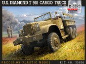 MM35805 US Diamond T 968 Cargo open cab