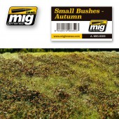 AMIG8359 SMALL BUSHES – AUTUMN