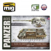 AMIG-EURO0017 PANZER ACES - PROFILES VOL. 2 (English)