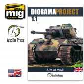 AMIG-EURO0021 DIORAMA PROJECT 1.1 - AFV AT WAR (English)