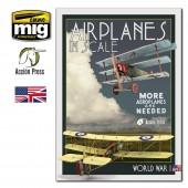 AMIG-EURO0027 Airplanes in Scale - Vol III - World War I (English)