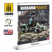 AMIG-EURO0029 Diorama Project 1.2 - WW2 FIGURES (English)